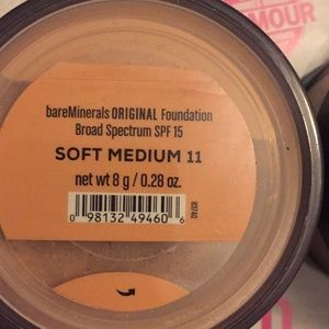bareMinerals Makeup - Bare Mineral Foundation SOFT MEDIUM